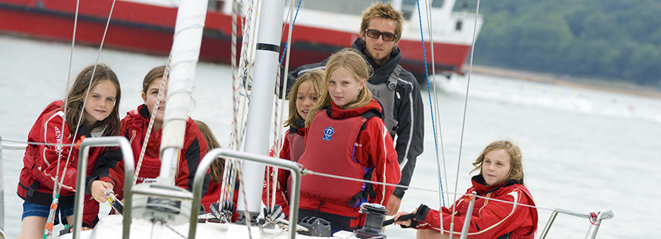 <strong>Aberdeen Asset Management Cowes Week Official Charity</strong></br>Sailing is more than just a hobby;  it is a catalyst that transforms people's lives