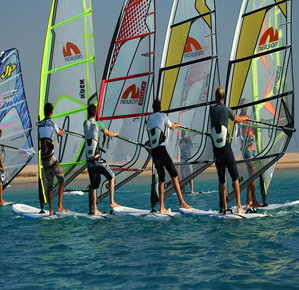 New Watersports funding