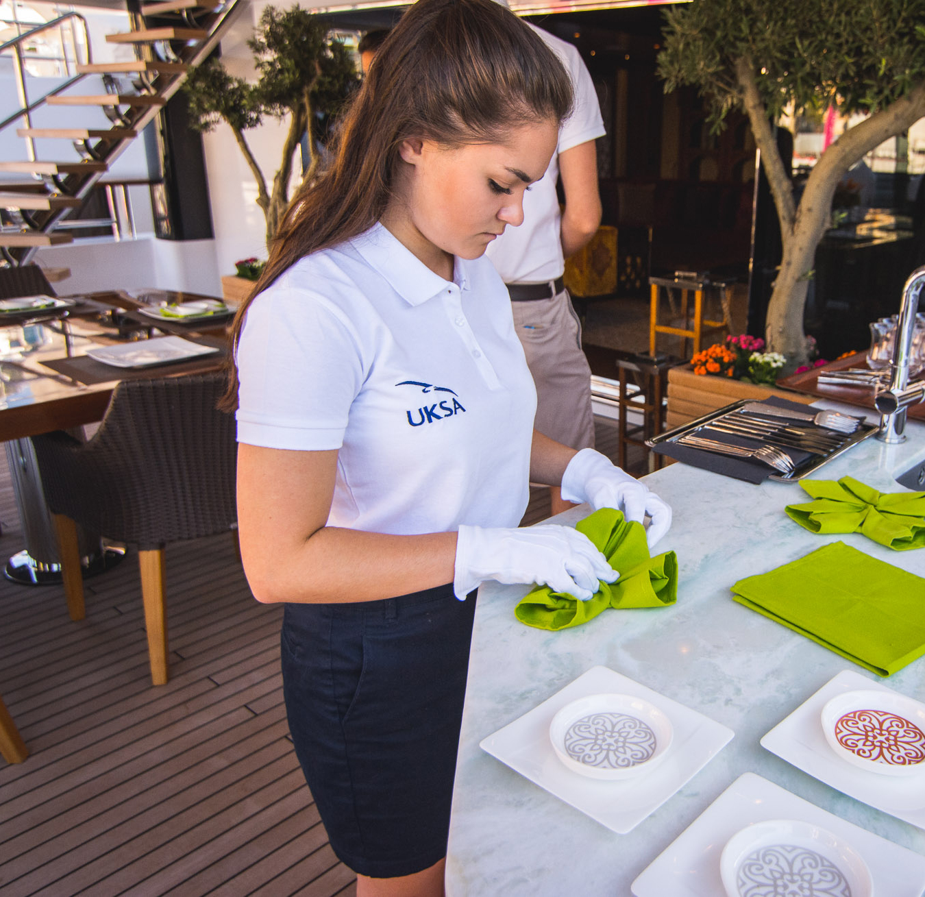 Work onboard a Superyacht this summer!