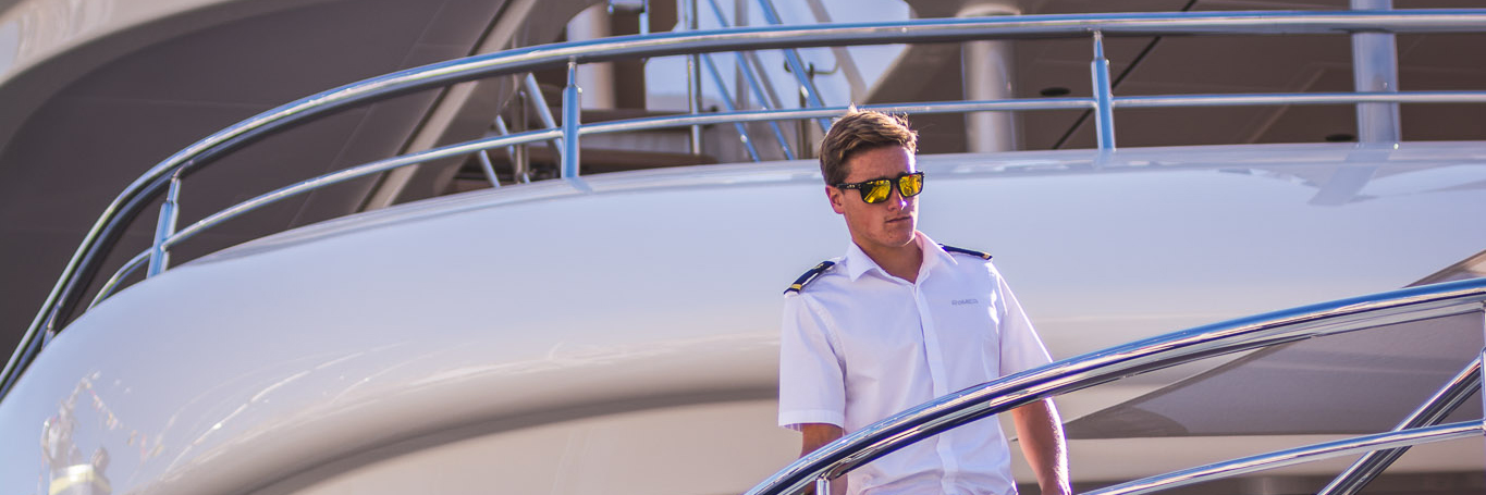 Launching your professional superyacht career with UKSA