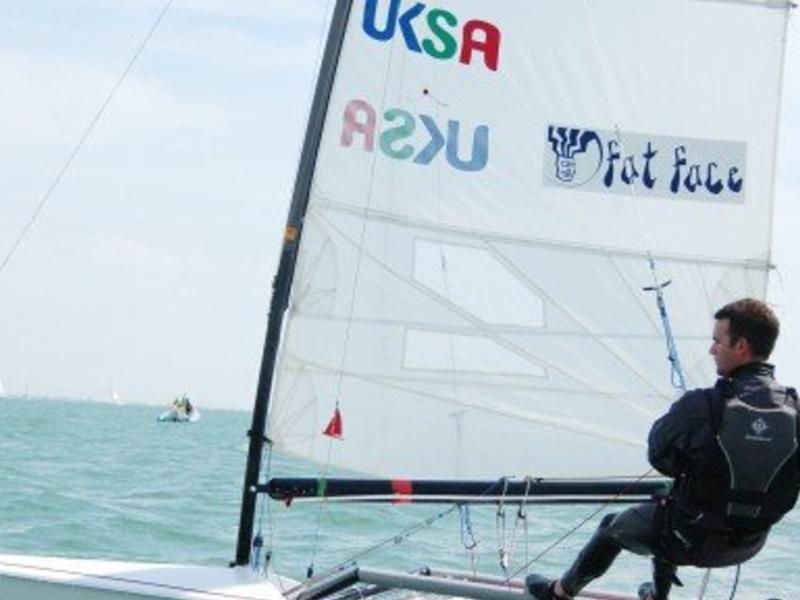 Ben Willows-sailing