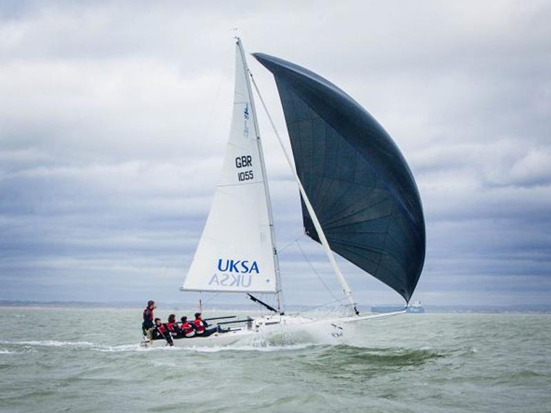 Felix Trattner onboard a yacht