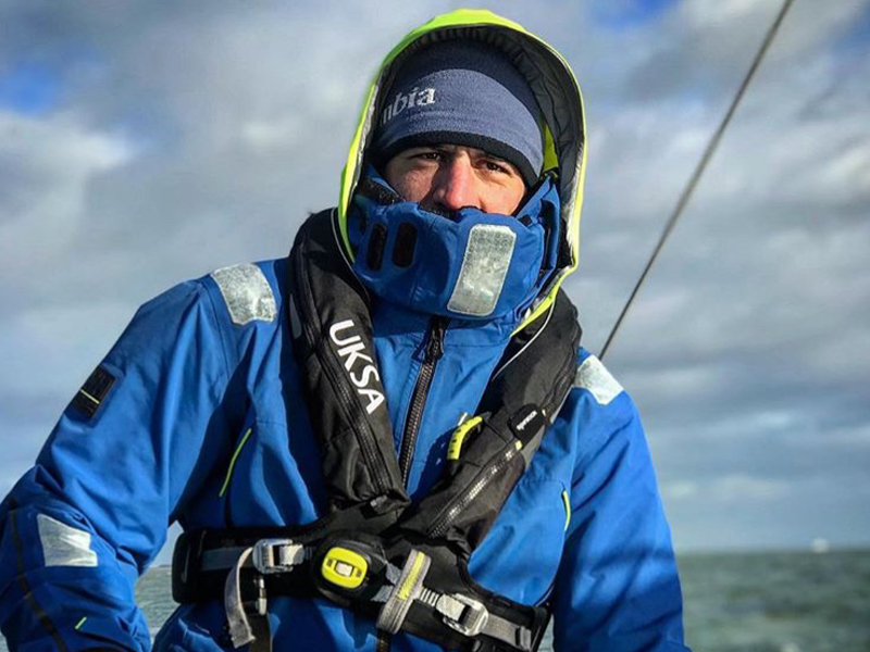 Nicola-Belardo sailing