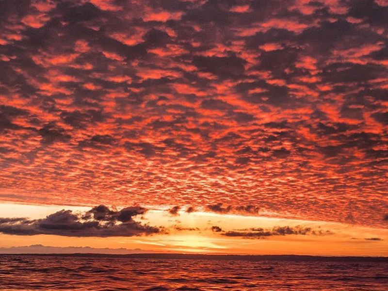 Nicola-Belardo sunset
