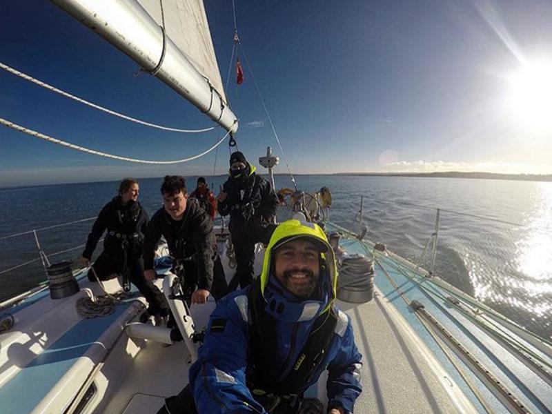 Nicola-Belardo Professional Yachtmaster Offshore