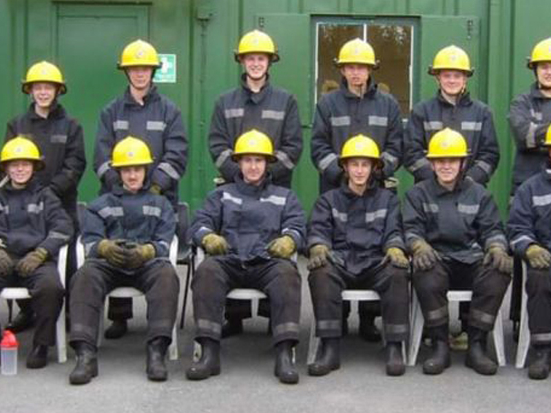 Phil-Crozier-fire fighting training