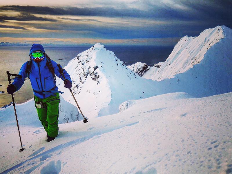 Sjoerd Resink Pyo Royal Marine Mountain Leader