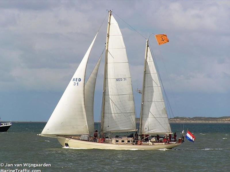 Sjoerd Resink Pyo Classic Yacht