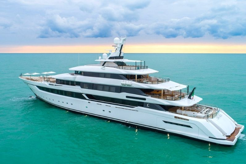10 things you didn't know about Superyachts