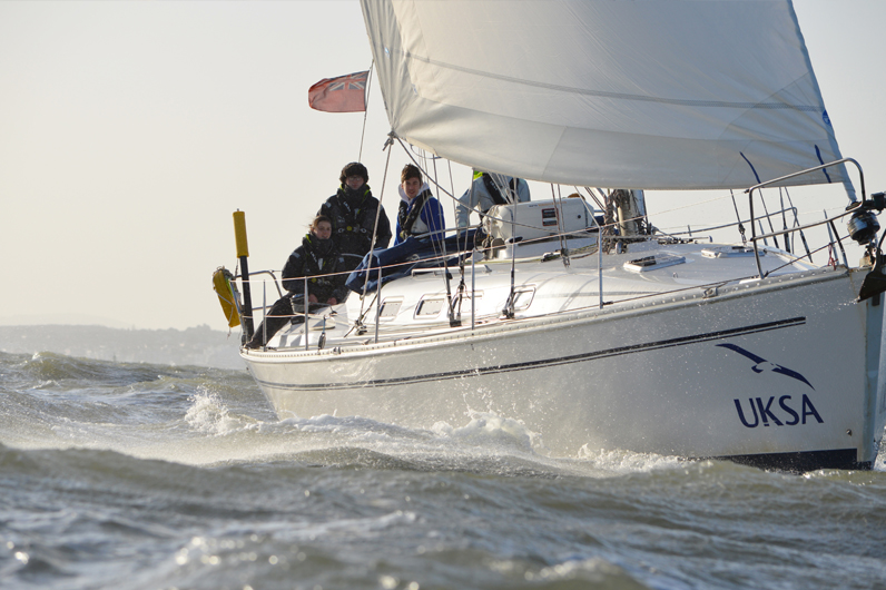 Professional Yachtmaster Offshore training