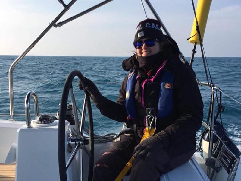 grace pybus sailing