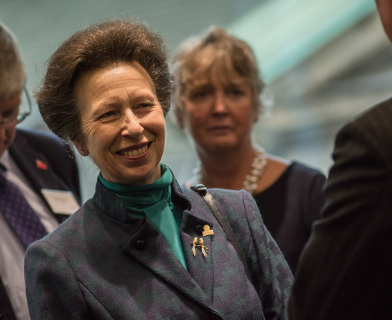 HRH Her Princess Royal