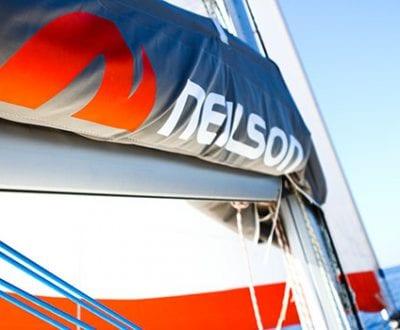 Neilson sail cover