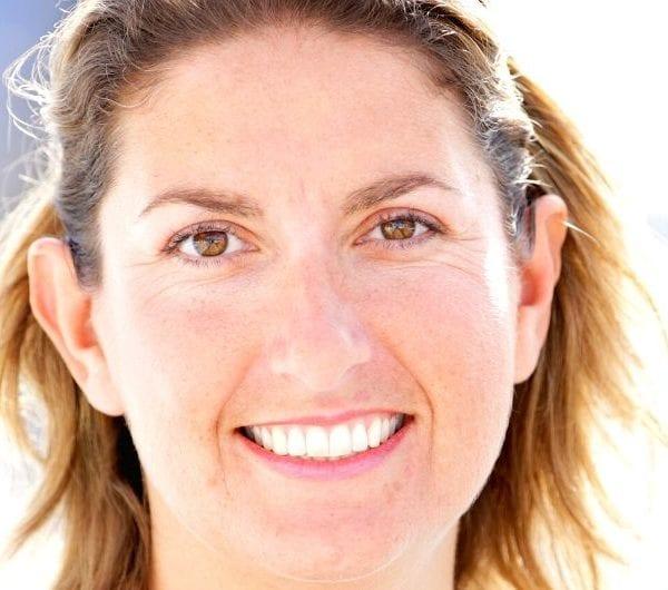 UKSA Ambassador Dee Caffari