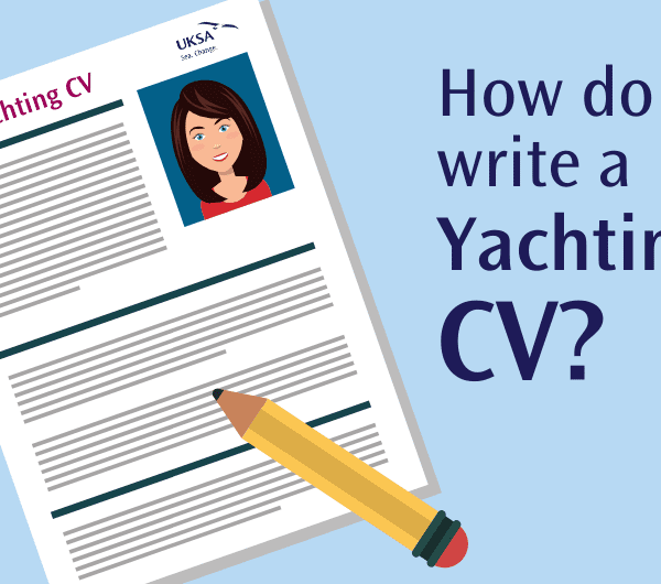 How to write a yachting CV