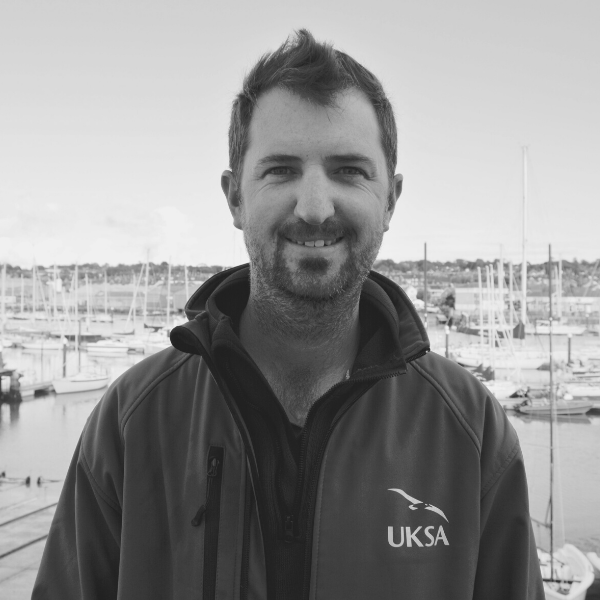 Lead Watersports Instructor Oliver Clare