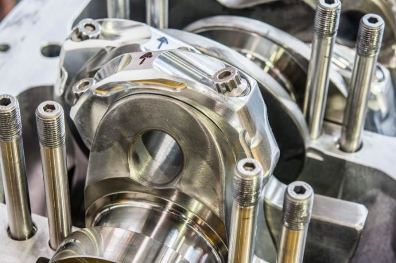 A ships engine
