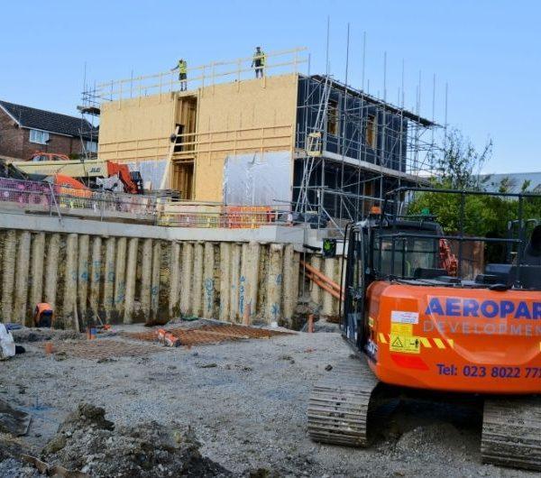 Latest development stage in UKSA's Capital Development project